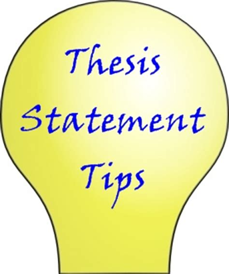 Dissertation statement example